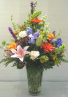 Flower Splendor Vase Arrangment