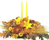 Give Thanks Centerpiece from Joseph Genuardi Florist in Norristown, PA