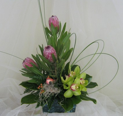 Touch of the Islands Tropical Magic from Joseph Genuardi Florist in Norristown, PA