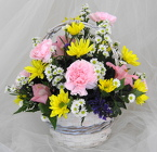 Rosemary's Garden Basket from Joseph Genuardi Florist in Norristown, PA