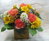 You're So Square Cube Arrangment from Joseph Genuardi Florist in Norristown, PA