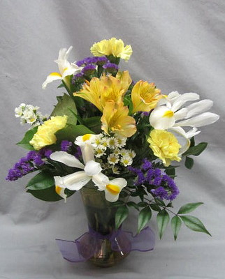 Just Right Vase Arrangement from Joseph Genuardi Florist in Norristown, PA