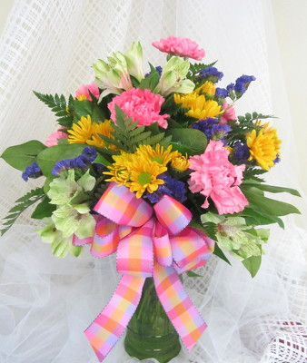 Pastel Party Vase from Joseph Genuardi Florist in Norristown, PA