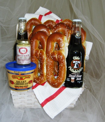 Pretzel Picnic from Joseph Genuardi Florist in Norristown, PA