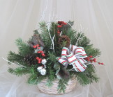 Winter Forest from Joseph Genuardi Florist in Norristown, PA