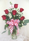 Be My Girl Roses from Joseph Genuardi Florist in Norristown, PA