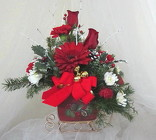 SLEIGH RIDE from Joseph Genuardi Florist in Norristown, PA