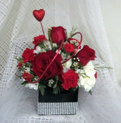 Valentine Be Dazzled  from Joseph Genuardi Florist in Norristown, PA