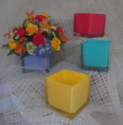 CUBED IN COLOR from Joseph Genuardi Florist in Norristown, PA