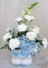 Bouncing Baby Boy Novelty Arrangement from Joseph Genuardi Florist in Norristown, PA