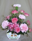 Pink Princess Baby Girl Novelty Arrangment from Joseph Genuardi Florist in Norristown, PA