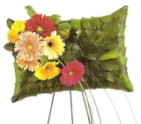 Sleep in Peace Sympathy Pillow from Joseph Genuardi Florist in Norristown, PA