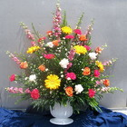 Expressions of Love Funeral Basket from Joseph Genuardi Florist in Norristown, PA