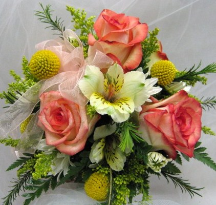 Petite Wisps Bridemaid Bouquet from Joseph Genuardi Florist in Norristown, PA