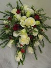 Winter Wonderland Bridal Bouquet from Joseph Genuardi Florist in Norristown, PA