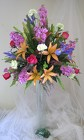 Make a Statement Wedding Reception Centerpieces from Joseph Genuardi Florist in Norristown, PA