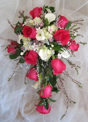 Bridal Bling Bouquet from Joseph Genuardi Florist in Norristown, PA