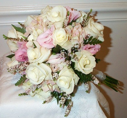 Speak Softly Bridal Bouquet from Joseph Genuardi Florist in Norristown, PA