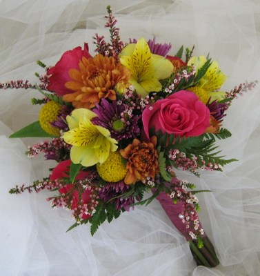 Mixed Spring Formal Nosegay from Joseph Genuardi Florist in Norristown, PA