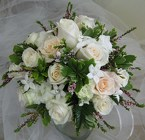 Touch of Sparkle Bridal Bouquet from Joseph Genuardi Florist in Norristown, PA