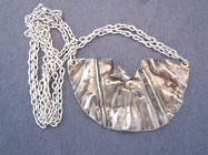 Metalsmith Statement Necklace from Joseph Genuardi Florist in Norristown, PA