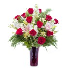 Winter Passion from Joseph Genuardi Florist in Norristown, PA
