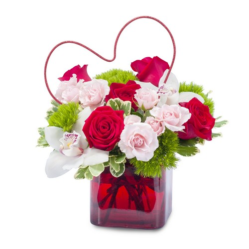 Heart Full of Love from Joseph Genuardi Florist in Norristown, PA