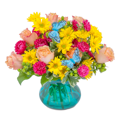 Flutter Your World from Joseph Genuardi Florist in Norristown, PA