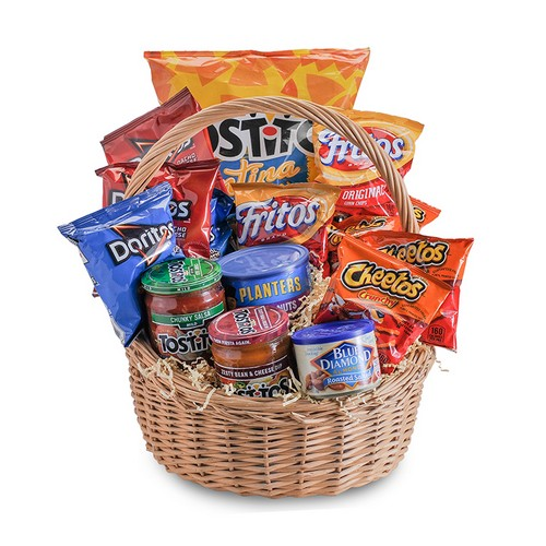 Snack Basket from Joseph Genuardi Florist in Norristown, PA