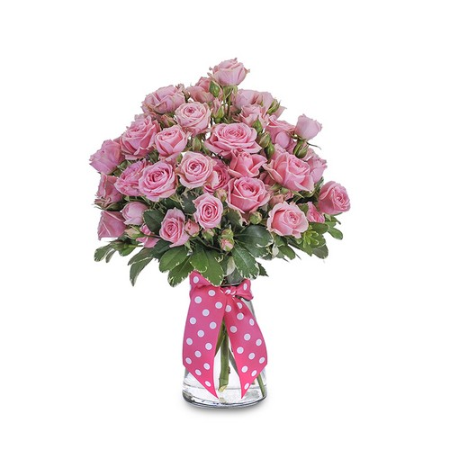 Pink Twinkledotted  from Joseph Genuardi Florist in Norristown, PA