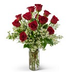 Swoon Over Me Dozen Red Roses from Joseph Genuardi Florist in Norristown, PA