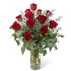 Elegance and Grace Dozen Roses from Joseph Genuardi Florist in Norristown, PA