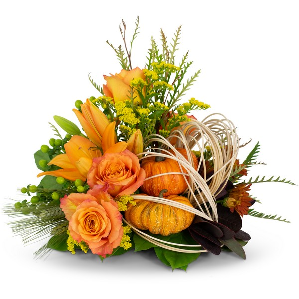 Abundant Cornucopia from Joseph Genuardi Florist in Norristown, PA