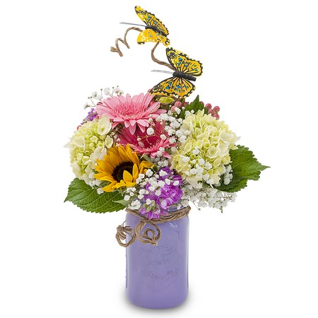 Cottage Flight from Joseph Genuardi Florist in Norristown, PA