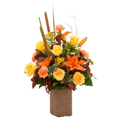 Autumn Garden from Joseph Genuardi Florist in Norristown, PA