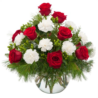 Winter Romance from Joseph Genuardi Florist in Norristown, PA