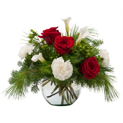 Winter Class from Joseph Genuardi Florist in Norristown, PA