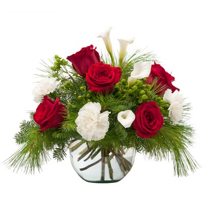 Winter Affair from Joseph Genuardi Florist in Norristown, PA