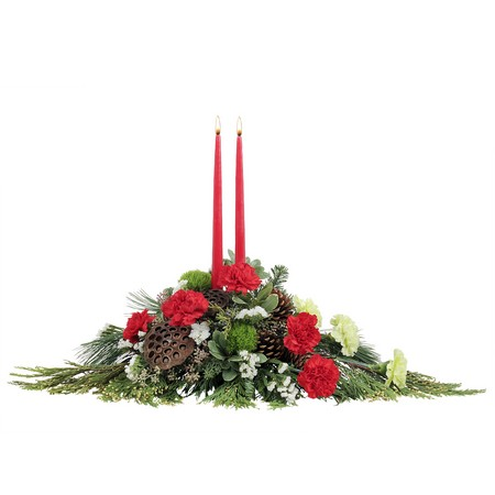 Holiday Cheer from Joseph Genuardi Florist in Norristown, PA