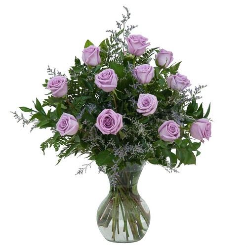 Lovely Lavender Roses from Joseph Genuardi Florist in Norristown, PA