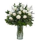 White Rose Elegance from Joseph Genuardi Florist in Norristown, PA