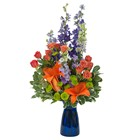 Cheer Up the Blues from Joseph Genuardi Florist in Norristown, PA