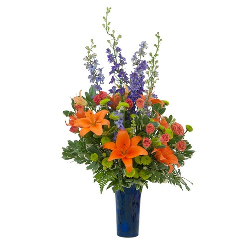 Chase away the Blues from Joseph Genuardi Florist in Norristown, PA