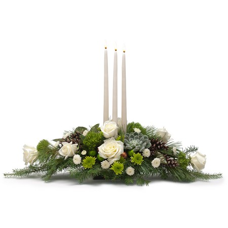 Winter Elegance from Joseph Genuardi Florist in Norristown, PA