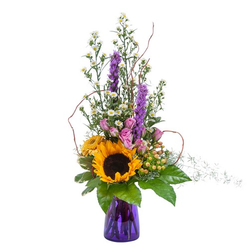 Wildflower Welcome from Joseph Genuardi Florist in Norristown, PA