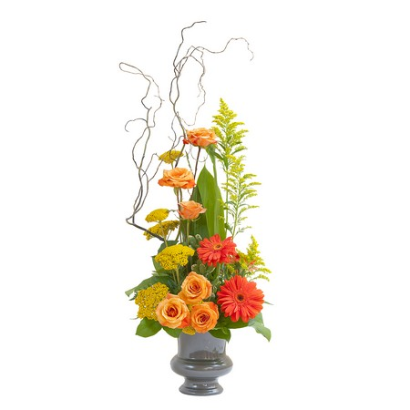 Heaven's Sunset Small  Urn from Joseph Genuardi Florist in Norristown, PA
