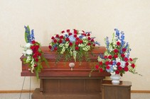 Honor Trio from Joseph Genuardi Florist in Norristown, PA