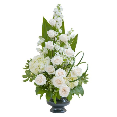 Elegant Love Urn from Joseph Genuardi Florist in Norristown, PA