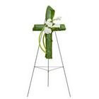 Elegant Love Graceful Cross from Joseph Genuardi Florist in Norristown, PA