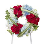 Honor Wreath from Joseph Genuardi Florist in Norristown, PA